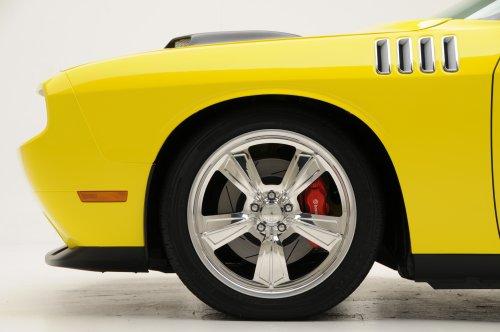 Norm/'s Challenger GSS Special Edition Emblem 08-14 Challenger Authentic Mr